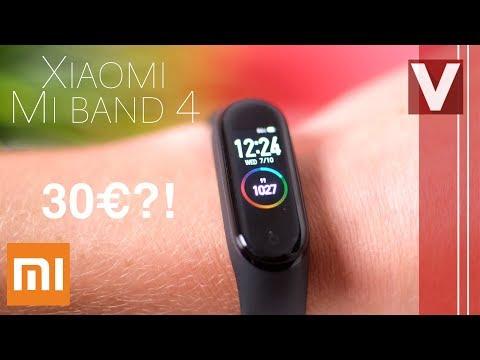Der beste Fitnesstracker: Xiaomi Mi Band 4 Review - Venix