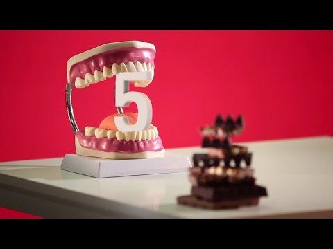 Продукты и зубы: 5 научных фактов