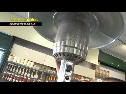 CONSEJO ÚTILES TIPOS DE CALEFACTORES A GAS