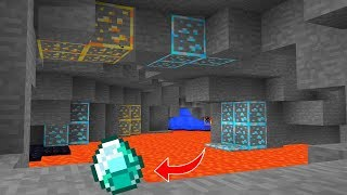 i used X-RAY to find diamonds