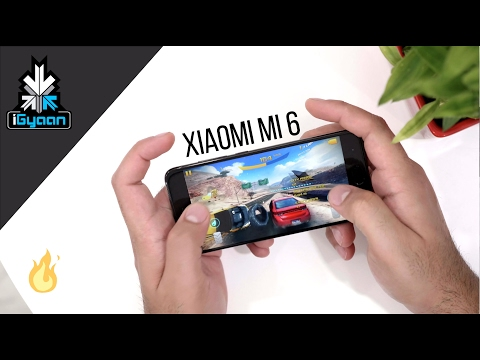 Xiaomi Mi 6 Gaming, Benchmarks and Camera Tests