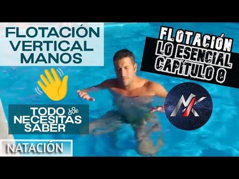 APRENDER A NADAR 1x02 (4/5): Flotación vertical I