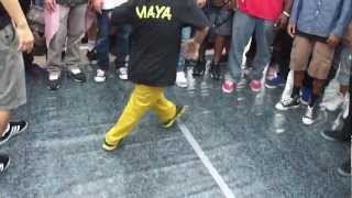 2012 Footwork Battle (1 of 2)