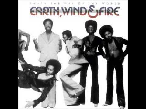 Earth, Wind & Fire   All About Love