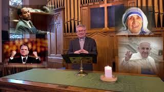 Sunday Sermon 20 Sep 2020 - Not fair
