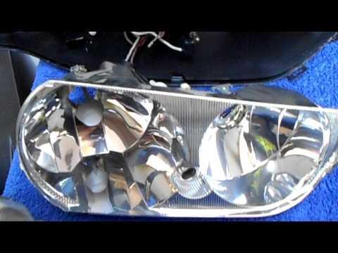 Alfa 156 Farovi GTA Lock