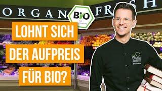Ist Bio zu teuer? • biologisch vs. konventionell