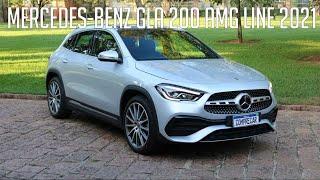 Avaliação: Mercedes-Benz GLA 200 AMG Line 2021