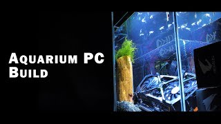 AORUS Mod Project | Aquarium PC Build