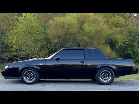 Buick Grand National Street & Strip Upgrades