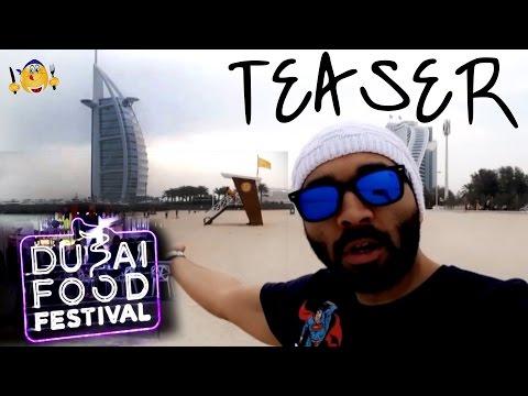The Hunger Blogger In Dubai   Teaser