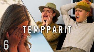 Katsottiin TEMPPAREITA ja AARNE lähti laukalle...