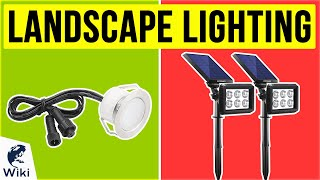 10 Best Landscape Lighting 2020