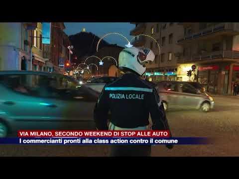 Etg - Via Milano, secondo weekend di stop alle auto. I commercianti pronti alla class action