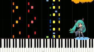 levan polka piano synthesia - TH-Clip