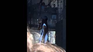 Angel Haze- Gossip Folks- Lollapalooza 2013