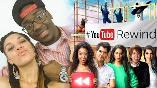 YouTubers ANGRY At YouTube Rewind, D&B Nation vs Blastphamous, RiceGum, ComedyShortsGamer