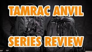 Tamrac Anvil 27 and 11 Slim Review
