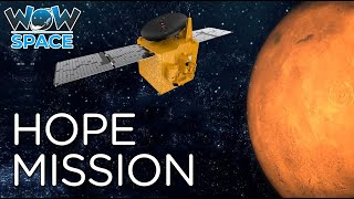 Hope Mission   Amazing Unknown Facts   Wow Space