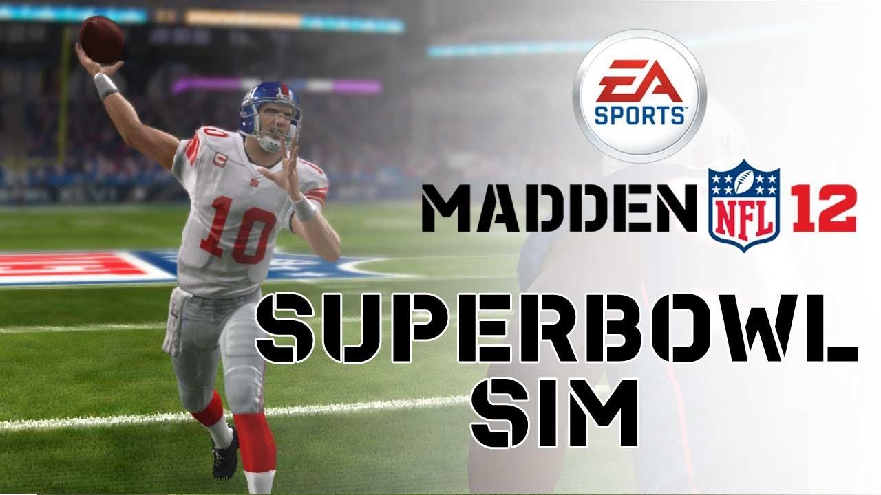 Spoiler Alert: Giants Win Super Bowl, Says Madden