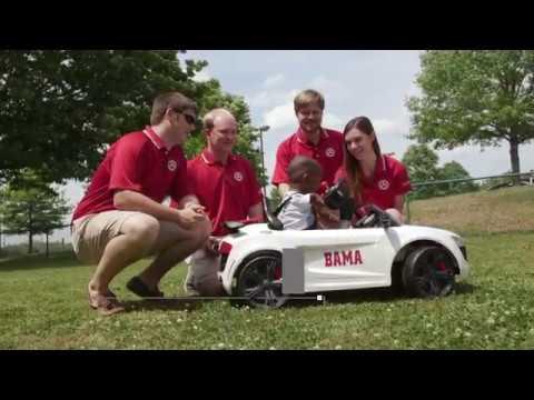The University of Alabama: Justin's New Ride (2017)