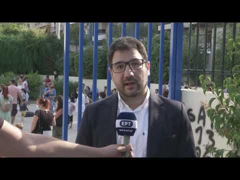 Ν. Ηλιόπουλος: Οι επιλογές της κυβέρνησης προκαλούν ανασφάλεια σε όλη την εκπαιδευτική κοινότητα