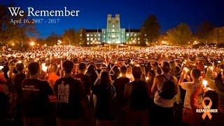Livestream: 2017 Day of Remembrance - University Commemoration