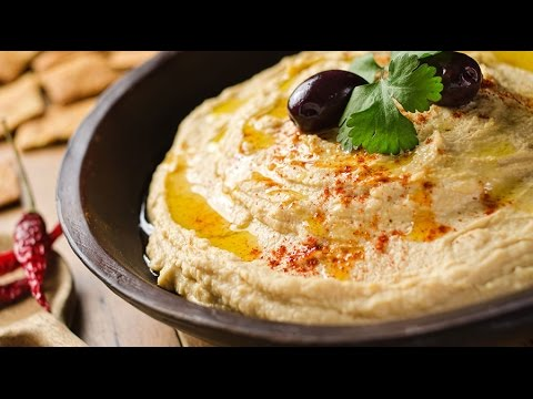 Healthy Hummus Recipe That's Better Tasting Than Store-Bought