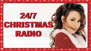Christmas Music 24/7 🎄Top Christmas Songs Playlist 2019