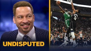 Giannis & the Bucks will beat Kyrie's Celtics in 6 games — Chris Broussard | NBA | UNDISPUTED