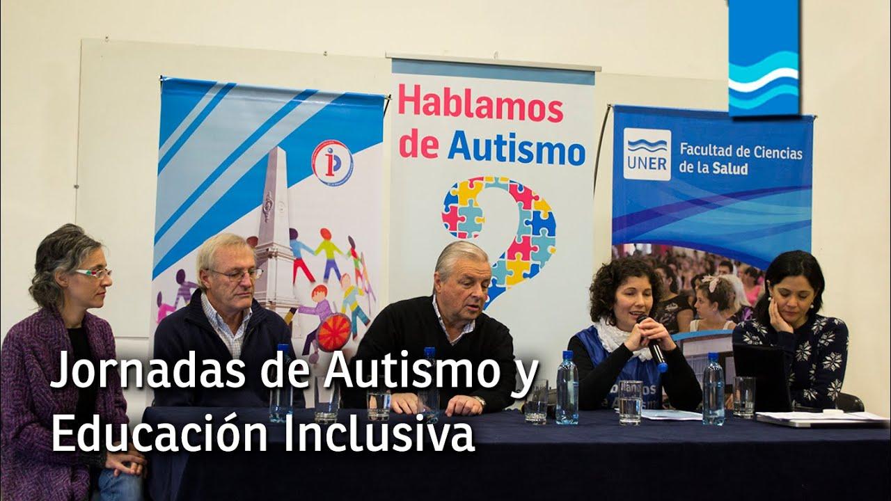 Jornadas de Autismo y Educación Inclusiva