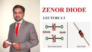 Zener diode basics, operation ,characteristics and applications