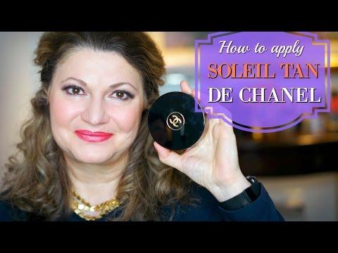 How to use | Soleil Tan de Chanel bronzing cream