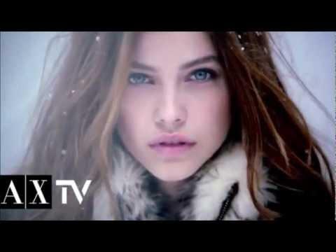 Chilling Winter Night    Victoria Secret Modeling 2013