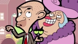 Baldy Bean | Funny Episodes | Mr Bean Cartoon World