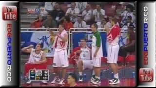 2012-PR vs Lituania [Repechaje Vzla]