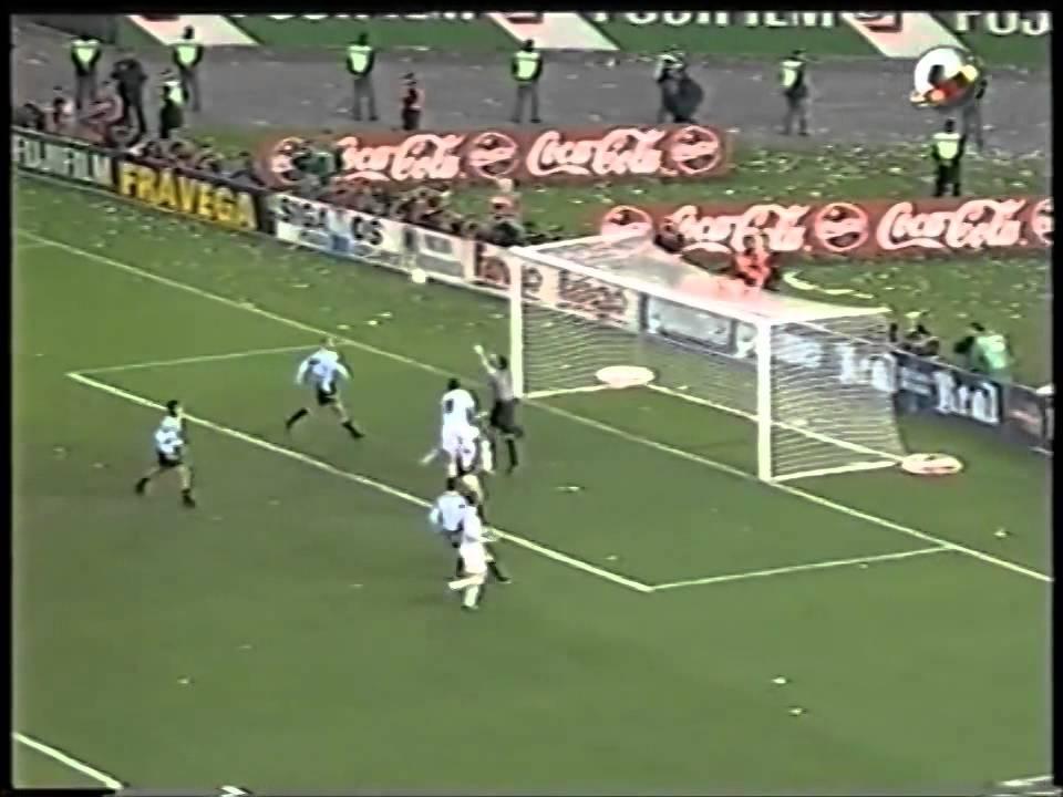 Actuación de Nicola vs. Argentina por Eliminatorias