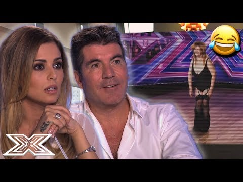 FUNNIEST Auditions on X Factor UK | Vol.3 | X Factor Global