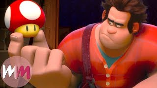 Top 10 Wreck-It Ralph Video Game Easter Eggs
