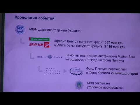New Facts of International Corruption: Role of Oligarchs and Naftogaz Officials in Siphoning of Billions From Country under Guise of Biden and Financing of U.S. Presidential Candidate Clinton's Campaign