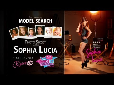 SOPHIA LUCIA - 2013 CALIFORNIA KISSES MODEL SEARCH