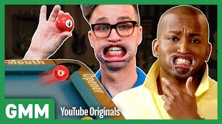 The Cruel Pool Challenge ft. Swoozie