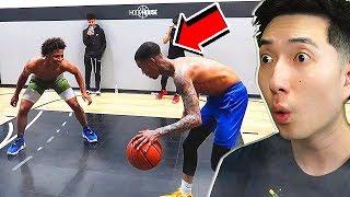 HE WAS BULLIED! FLIGHT vs MIKEY WILLIAMS 1v1 Basketball