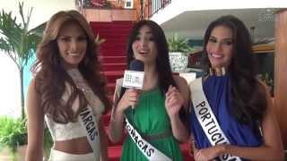 Fabiola Briceño Miss Venezuela 2014 Finalist
