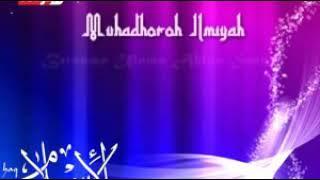 Sabar, Sabar, Dan Sabar (syeikh Sa'ad Bin  Nashir)