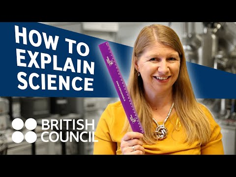 How to explain scientific ideas: 6 SIMPLE tips from a communication expert | FameLab