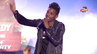 Alex Muhangi Comedy Store Jan 2020 - ERIC OMONDI(Kalanoga)