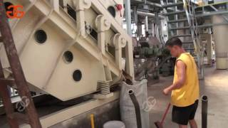 Complete Cocoa Beans Production Line|CoCoa Butter Processing Line