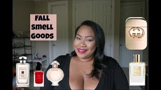 Fall/Winter Fragrance Haul + Favorites!