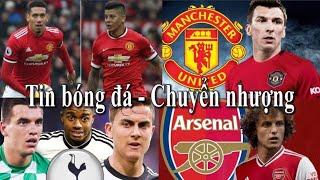 Tin bóng đá - Chuyển nhượng - 08/08/2019 : MU mua Mandzukic,Arsenal mua Luiz,Tottenham mua Lo Celso